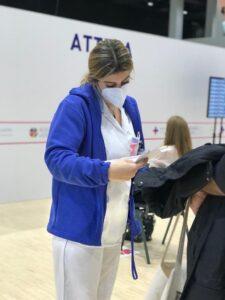 Postazioni vaccinali Nuvola-ASL Roma 2